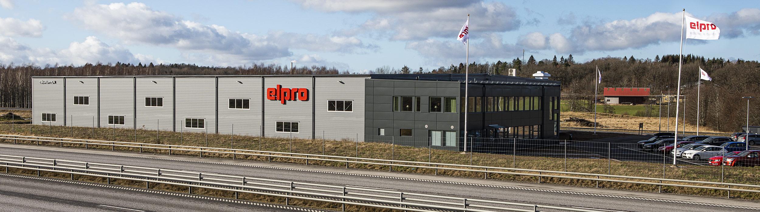 Elpro i Alingsås Leveranser sker till Tokebackavägen 22 och besökare välkomnas till Tokebackavägen 20. Välkomna!