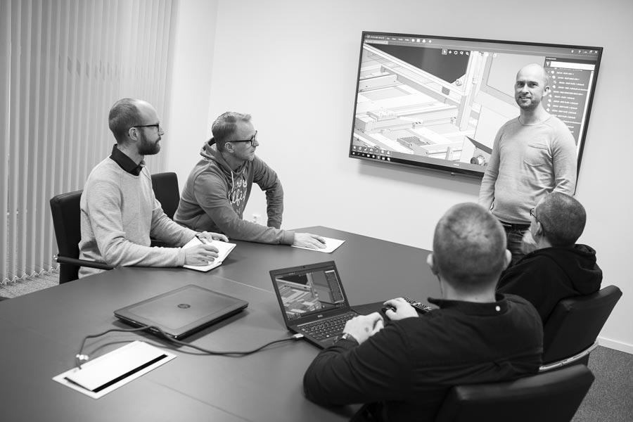 IDÉ & UTVECKLING – Smarta kostnadseffektiva lösningar är något som Elpro i Alingsås, Västra Götaland jobbar ständigt med för kundens bästa